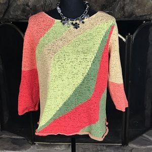 JH Collectibles | Knitted Top | Green …